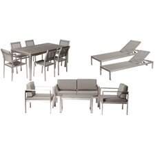 Landenberg 13 Piece Seating Group with Cushion