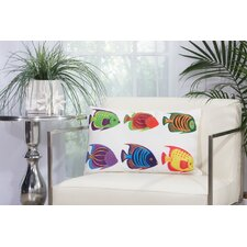 Grinnell Indoor/Outdoor Throw Pillow
