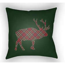 Bighorn Indoor / Outdoor Throw Pillow