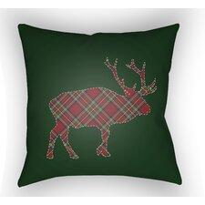 #2 Bighorn Indoor / Outdoor Throw Pillow