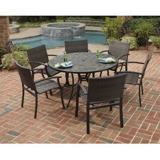 Sequoyah 7 Piece Dining Set