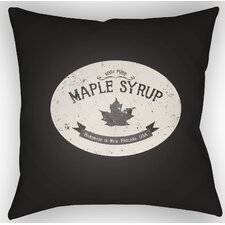 Veniaminof Indoor/Outdoor Throw Pillow