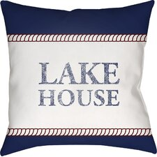 Dove Valley Indoor/Outdoor Throw Pillow