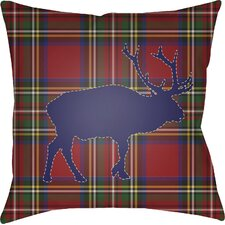 Bighorn Indoor/Outdoor Throw Pillow