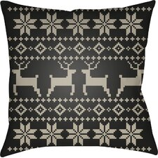 Battlement Indoor/Outdoor Throw Pillow