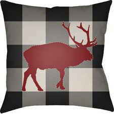 Bighorn Indoor Outdoor Throw Pillow