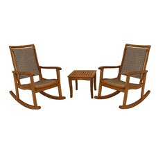 North Adams 3 Piece Rocker Seating Group