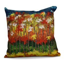 Brookfield Floral Outdoor Throw Pillow