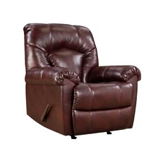 Exceptional Granby Bonded Leather Rocker Recliner