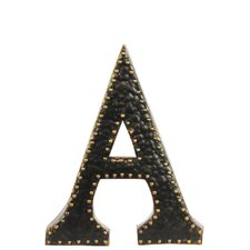 Metal Letter Wall Décor