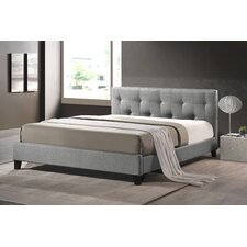 Blanchett Upholstered Platform Bed  House of Hampton