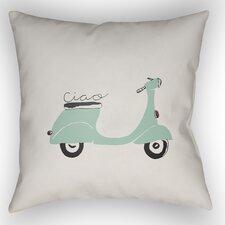 Savings Dinant Ciao Indoor/Outdoor Throw Pillow