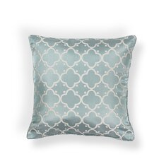 Kendale Lakes Filigree Indoor/Outdoor Throw Pillow