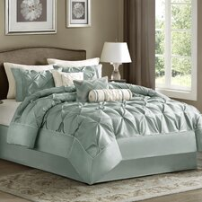 Ashton-under-Lyne 7 Piece Reversible Comforter Set