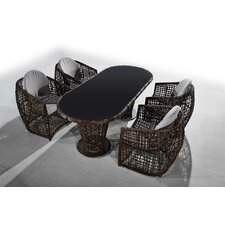 Spacial Price Nest 5 Piece Dining Set