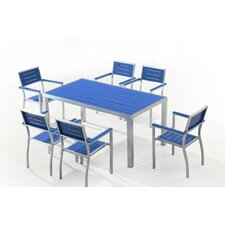 Court 7 Piece Dining Set