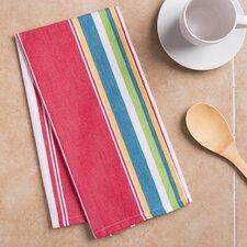 Sunset-Striped Kitchen Towel (Set of 2)