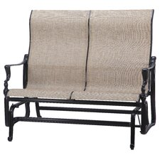 Bel Air Loveseat Glider