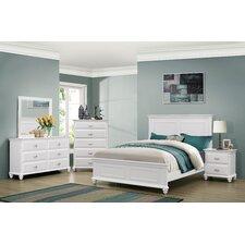 Corinth Panel Customizable Bedroom Set by Simmons Casegoods