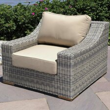 Corsica Club Chair with Cushions