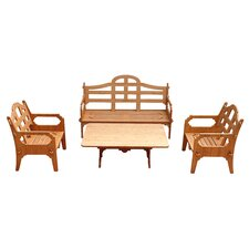 Palladian 7 Piece Lounge Seating Group