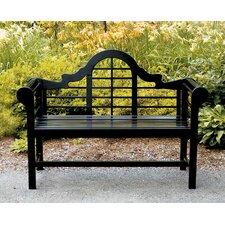 Zoe Wood Garden Bench