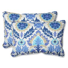 Zutphen Indoor/Outdoor Bench Pillow (Set of 2) (Set of 2)