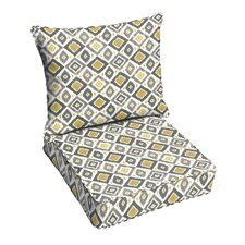 Socoma Indoor/Outdoor Lounge Chair Cushion