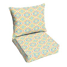 Terneuzen Outdoor Lounge Chair Cushion