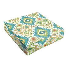 Oxford Indoor/Outdoor Ottoman Cushion