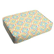 Terneuzen Corded Indoor/Outdoor Floor Cushion