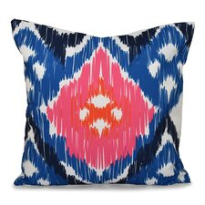 Oliver Original Geometric Outdoor Throw Pillow