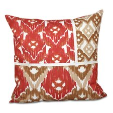 Oliver Free Spirit Geometric Outdoor Throw Pillow