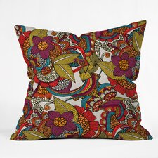 Deepak Anais Indoor/Outdoor Throw Pillow