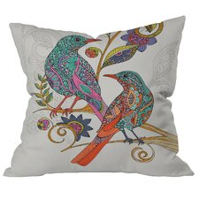 Deepak Levy and Deborah Indoor/Outdoor Throw Pillow