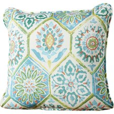 Zutphen Corded Indoor/Outdoor Throw Pillow (Set of 2)