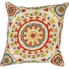 Cambria Indoor/Outdoor Cotton Throw Pillow