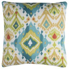 Broadway Indoor/Outdoor Polyester Throw Pillow