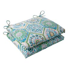 Bargain Zutphen Outdoor Seat Cushion (Set of 2)