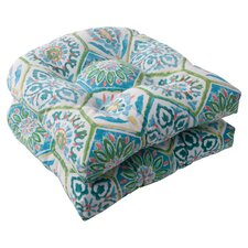 Zutphen Outdoor Seat Cushion (Set of 2)