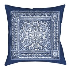 Costa Indoor/Outdoor Throw Pillow