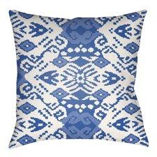Delahoussaye Indoor/Outdoor Throw Pillow