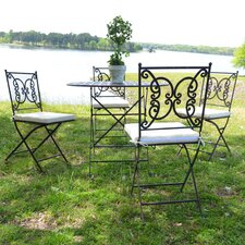 Kyra 5 Piece Bistro Set