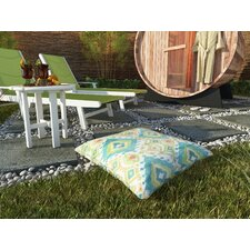 Briget Corded Indoor/Outdoor Floor Pillow