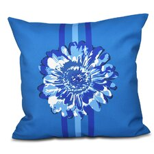 Willa Flower Child 2 Outdoor Throw Pillow