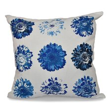 Willa Floral Outdoor Throw Pillow