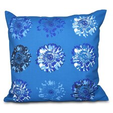 Willa Floral 2 Outdoor Throw Pillow