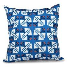Spacial Price Willa Jodhpur Ditsy Geometric Outdoor Throw Pillow
