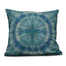 Armstrong Shibori Burst Indoor/Outdoor Throw Pillow