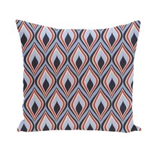 Shivani Geometric Print Outdoor Pillow
